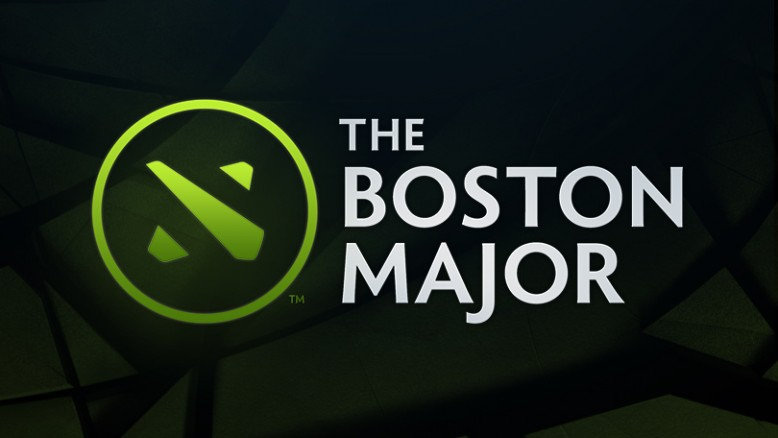 DOTA2 BOSTON MAJOR 2016