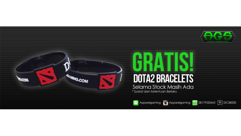 FREE BRACELETS DOTA2