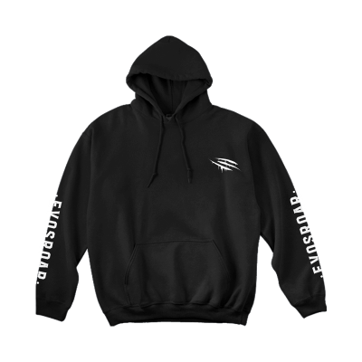 Hoodie Evos Esports CLAW BLACK - OFFICIAL