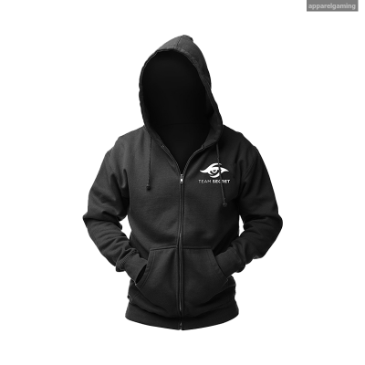 Hoodie Team Secret black