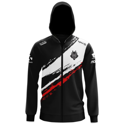 Jaket G2 Esports Black 2019