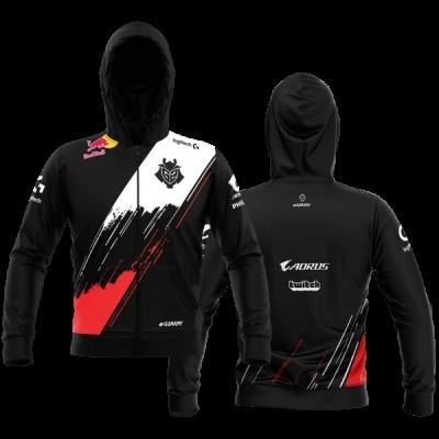 Jaket G2 Esports Black 2020