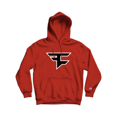 Jumper Faze Clan - RED champion