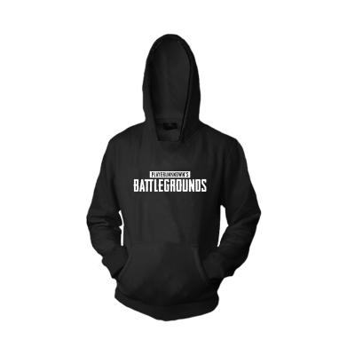 Jumper PUBG Black