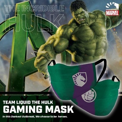 Gaming Masker - Team Liquid HULK