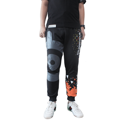 Gaming Pants - Steelseries V2 orange