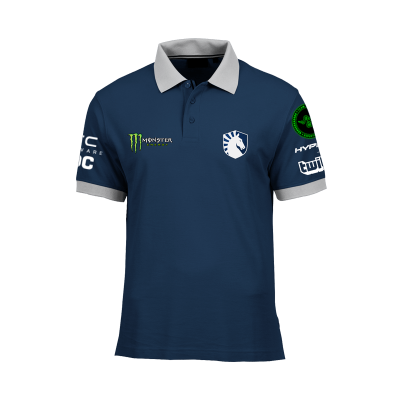 Polo Shirt Liquid 2018