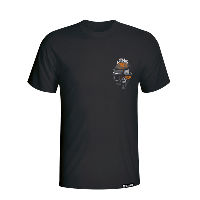 Tshirt PUBG - ORANGE JINX COLLAB