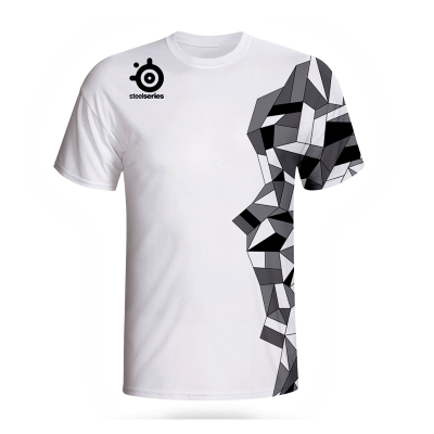 Tshirt Steelseries Arctis WHITE