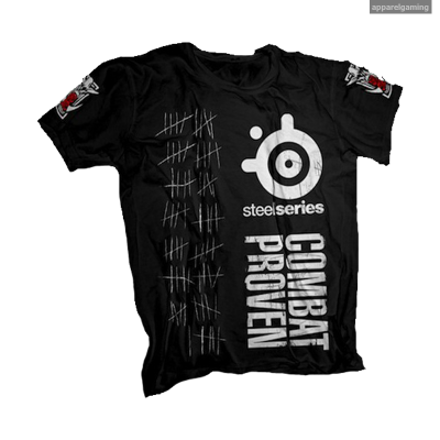 Tshirt Steelseries Combat