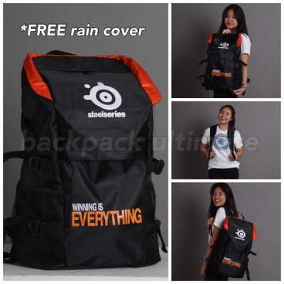 Tas ULTIMATE Backpack - Steelseries